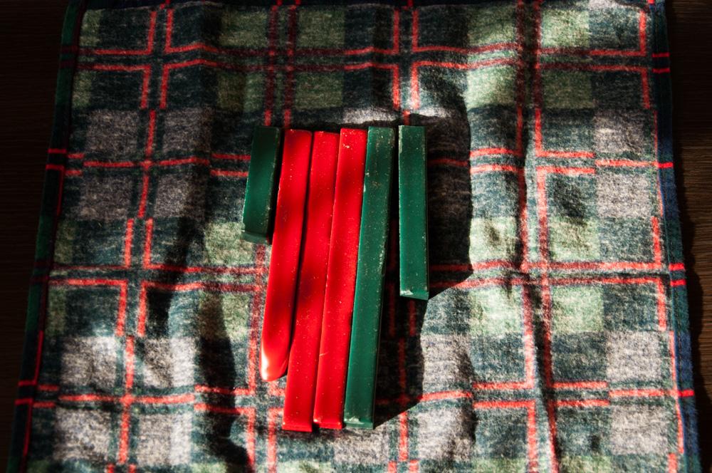 Sealing wax sticks